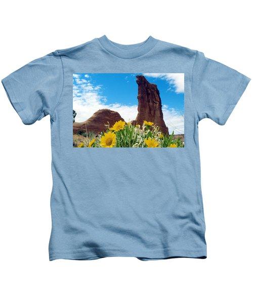 Mules Ears Kids T-Shirt