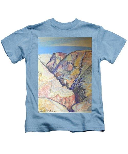 Nachal Darga Canyon Kids T-Shirt