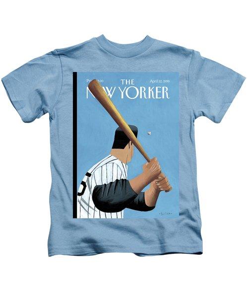 New Yorker April 12th, 1999 Kids T-Shirt