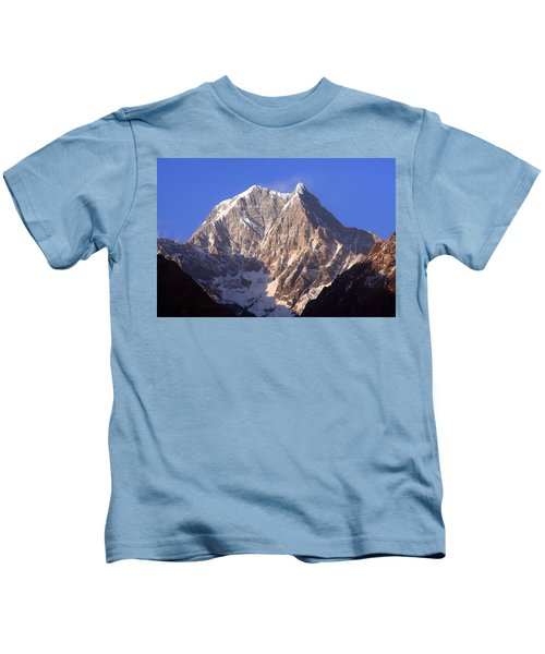 Nilgiri South 6839m Kids T-Shirt
