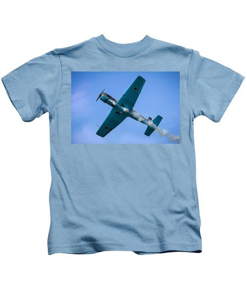 Norteast Raiders At The Greenwood Lake Airshow 2012 Kids T-Shirt