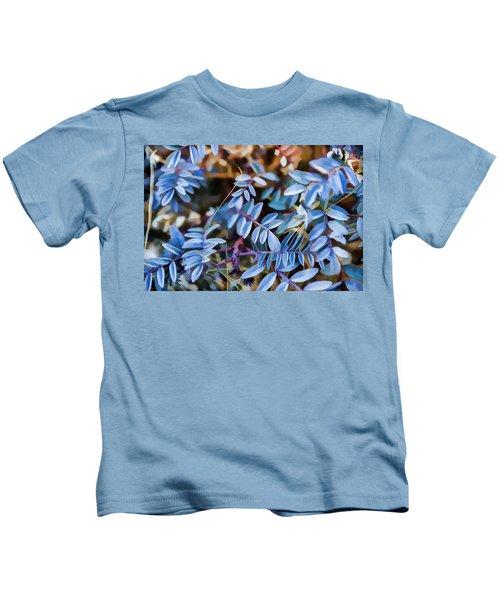 Now Thats Blue Kids T-Shirt