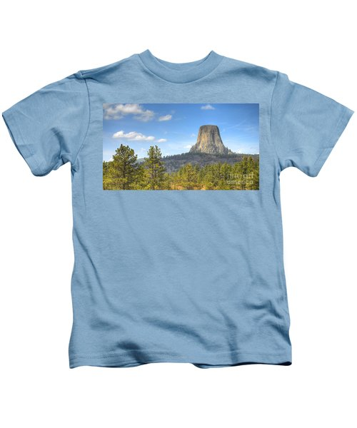 Old As The Hills Kids T-Shirt
