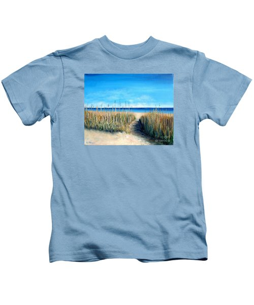 Pathway To Peace Kids T-Shirt
