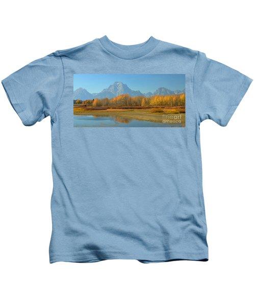 Oxbow Bend Kids T-Shirt