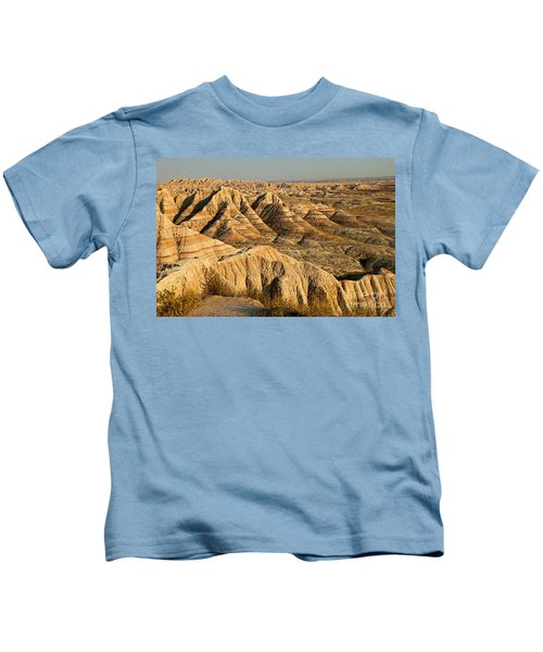 Panorama Point Badlands National Park Kids T-Shirt