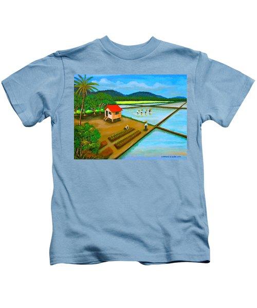 Planting Season Kids T-Shirt