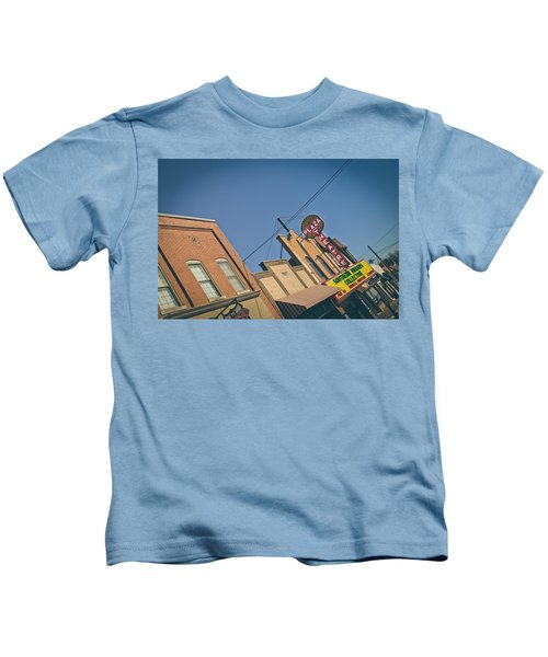 Plaza Theatre Kids T-Shirt