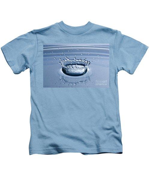 Pure Water Splash Kids T-Shirt