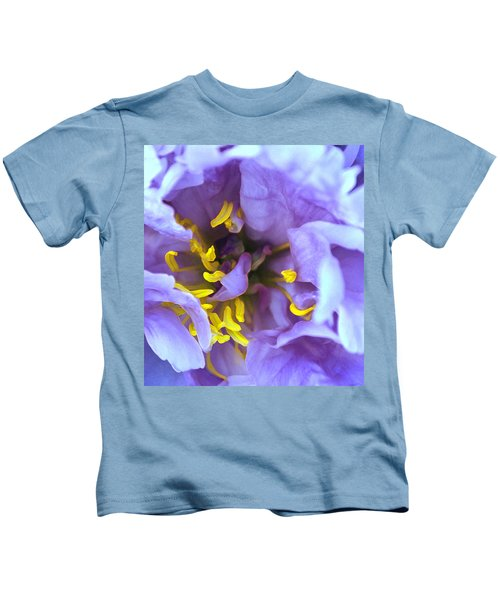 Purple Beauty Kids T-Shirt