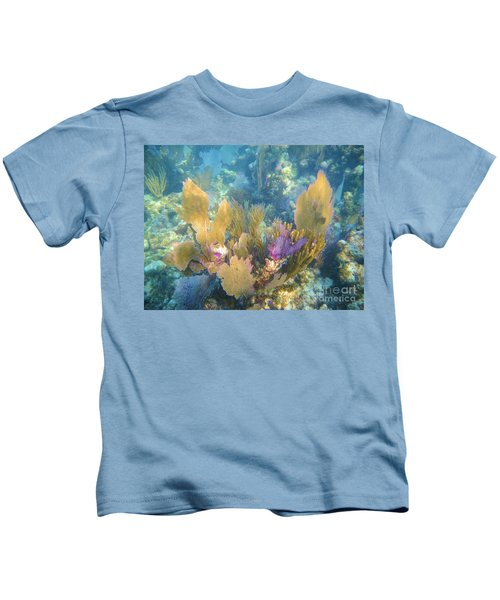 Rainbow Forest Kids T-Shirt