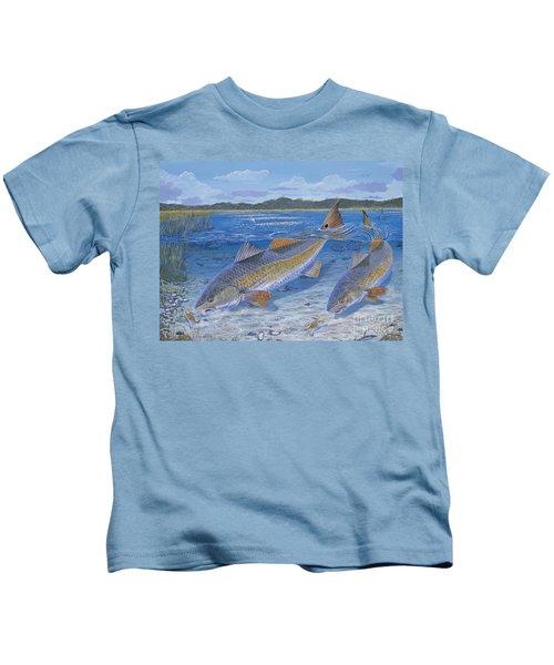 Red Creek In0010 Kids T-Shirt