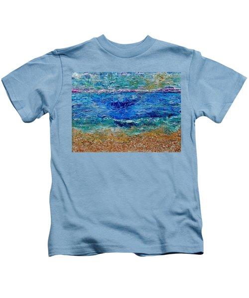 Rhapsody On The Sea  Kids T-Shirt