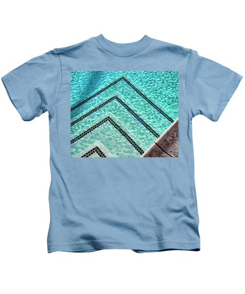 Ripple Effect Palm Springs Kids T-Shirt