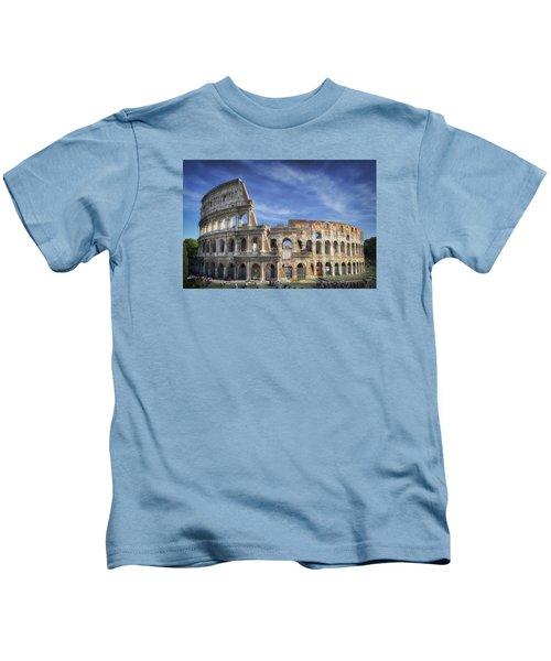 Roman Icon Kids T-Shirt