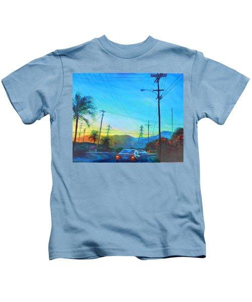 San Gabriel Rush Kids T-Shirt