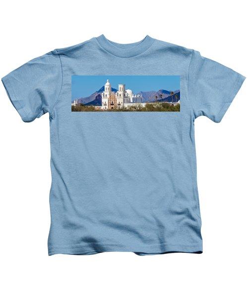 San Xavier Del Bac Mission Kids T-Shirt
