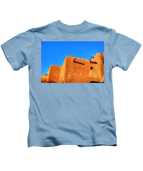 Santa Fe Adobe Kids T-Shirt