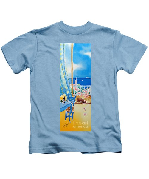 Sea Breeze Kids T-Shirt
