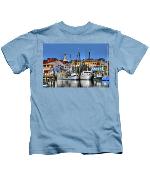 Shem Creek Kids T-Shirt