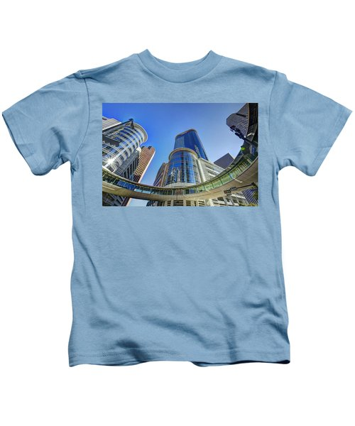 Smith Street Circle Kids T-Shirt