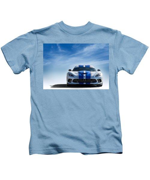 Snake Eyes Kids T-Shirt
