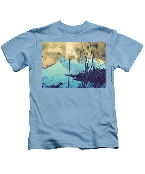 Spread Those Wings And Fly Kids T-Shirt