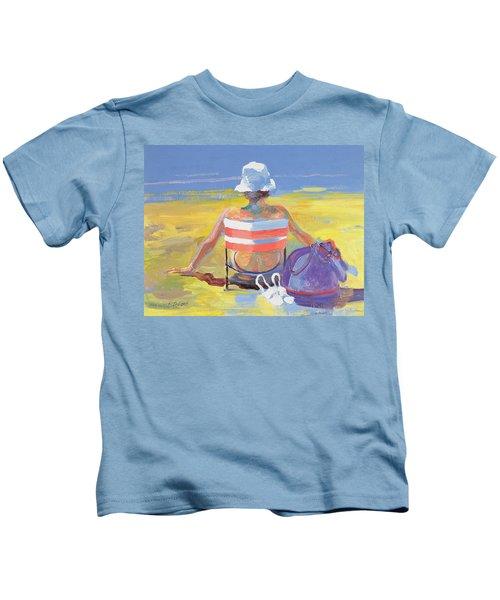 Sunseeker, 2005 Oil On Board Kids T-Shirt
