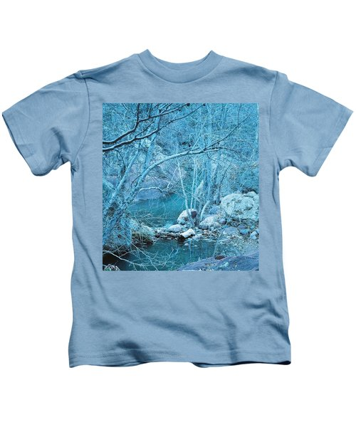 Sycamores And River Kids T-Shirt