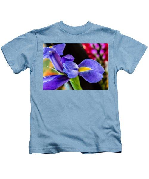 Teenager...a Parable Kids T-Shirt
