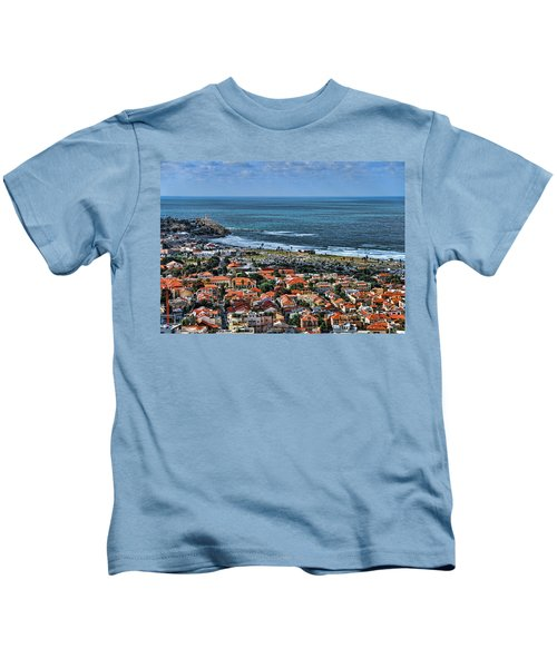 Tel Aviv Spring Time Kids T-Shirt