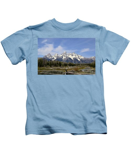 Teton Majesty Kids T-Shirt