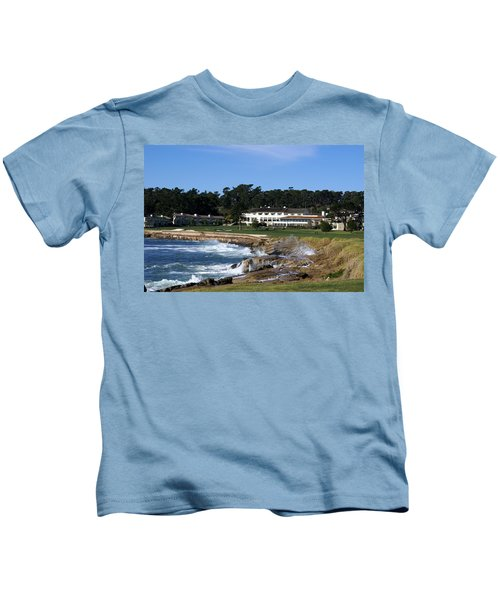 The 18th At Pebble Beach Kids T-Shirt