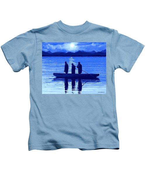 The Night Fishermen Kids T-Shirt