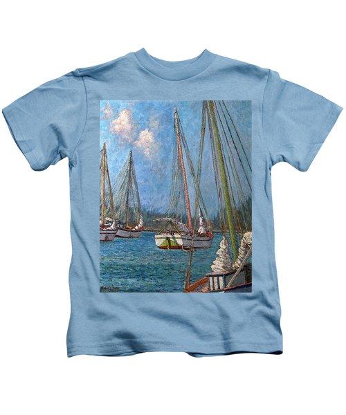 The Pink Mast Kids T-Shirt