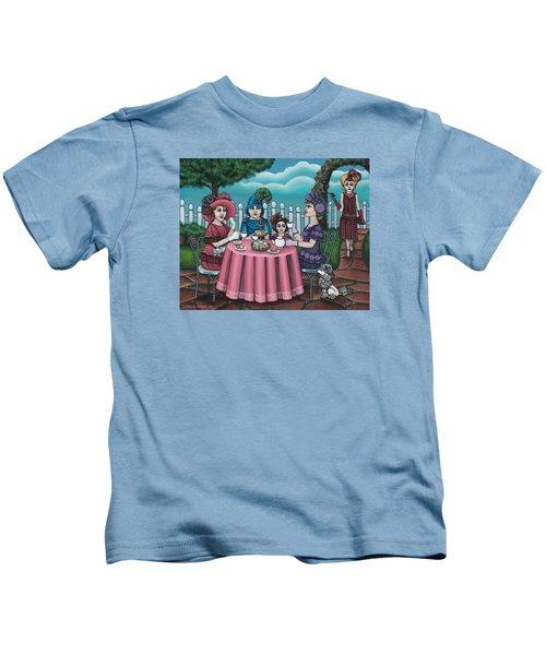 The Tea Party Kids T-Shirt