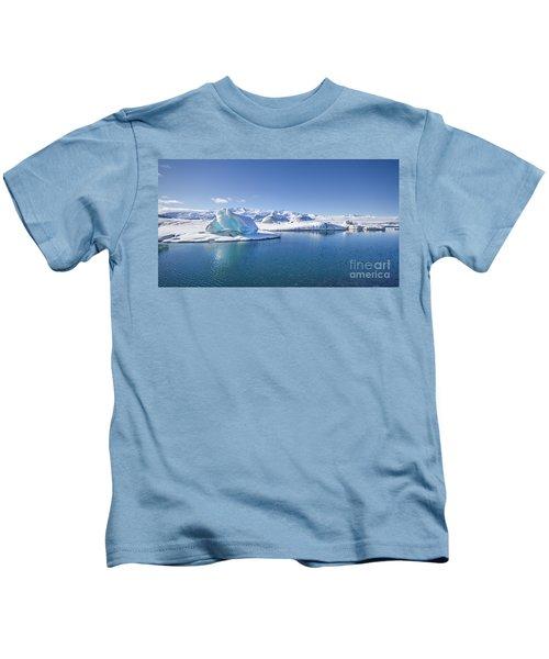Throne Of Ice Kids T-Shirt