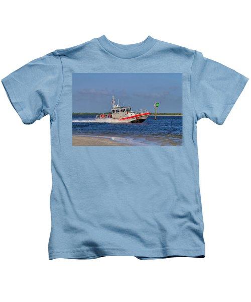 United States Coast Guard Kids T-Shirt