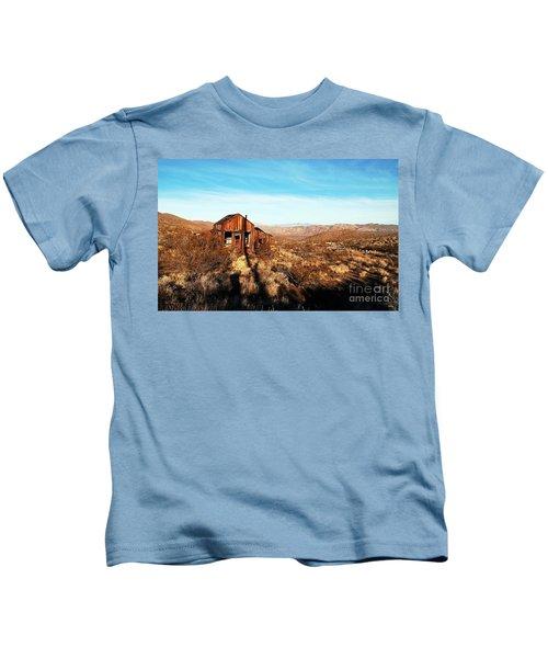 View Estate - Randsburg California Kids T-Shirt