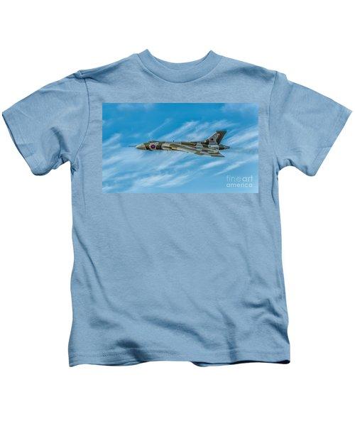 Vulcan Bomber Kids T-Shirt