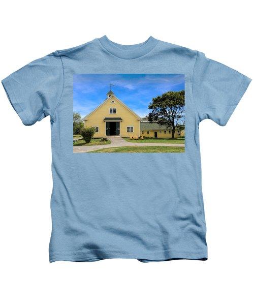 Wells Reserve Barn Kids T-Shirt