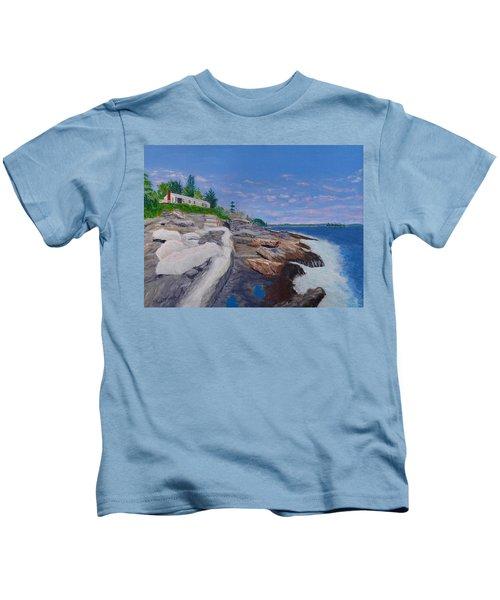 Weske Cottage Kids T-Shirt