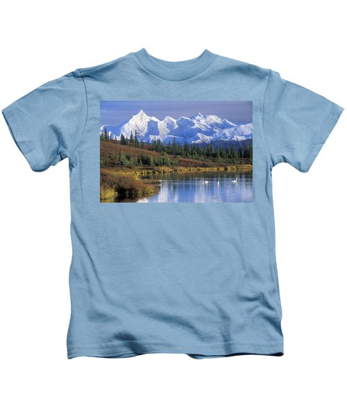 Wonder Lake 2 Kids T-Shirt