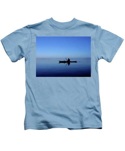 Serenity Surrounds Kids T-Shirt