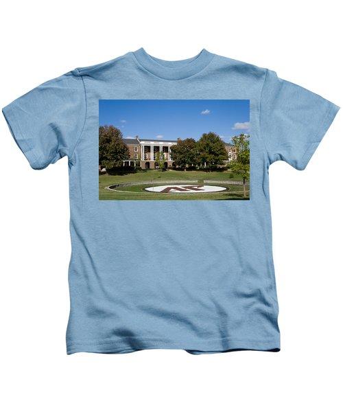 Austin Peay State University Kids T-Shirt