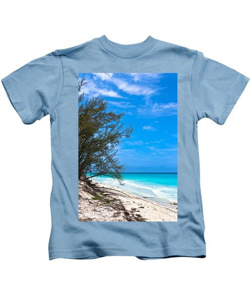 Bimini Beach Kids T-Shirt