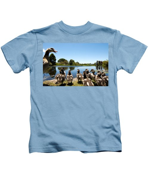 Egyptian Geese Kids T-Shirt
