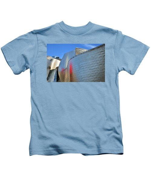 Guggenheim Museum Bilbao - 3 Kids T-Shirt