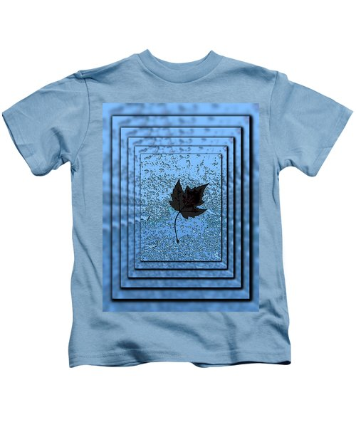 In The Eye Of The Storm Kids T-Shirt