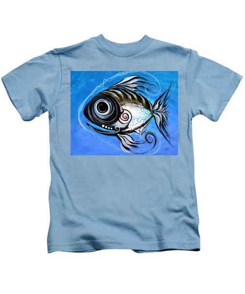 Industrial Goddess Kids T-Shirt